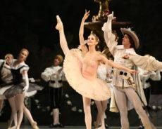 Le ballet La Belle au bois dormant du théâtre Mariinsky de St-Pétersbourg en direct