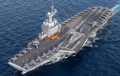 668 marins positifs : le « Charles de Gaulle », nouveau foyer du Covid-19