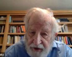 Noam Chomsky : « Nous allons surmonter la crise du coronavirus, mais nous avons des crises plus graves devant nous »