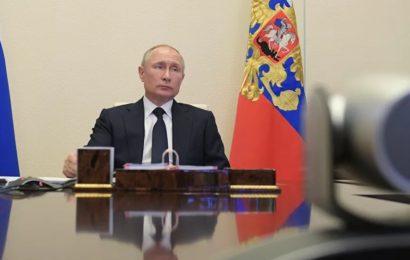 Une «grande allocution» de Vladimir Poutine sur le coronavirus – vidéo