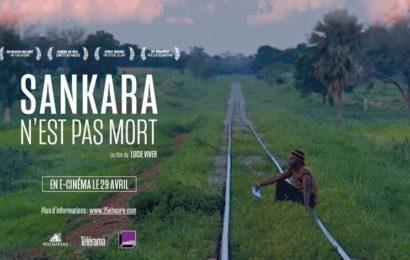 Sortie du film «Sankara n'est pas mort» de Lucie Viver en E-cinéma