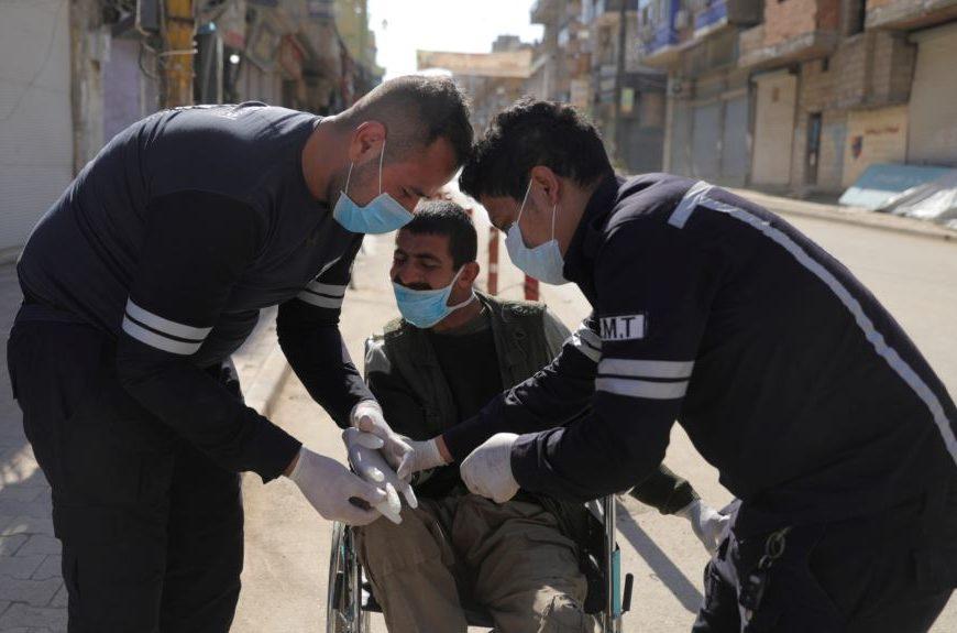 Un «désastre en gestation» en Syrie face au coronavirus