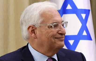 Israël annexera les États-Unis