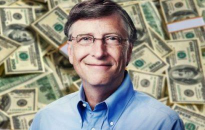 Bill Gates avance son plan mondialiste avec la suppression de l'argent liquide