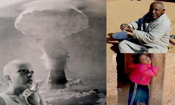 Essais nucléaires: une illustration des crimes français contre l'homme et la nature