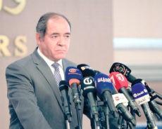 Boukadoum à Anadolu: Alger œuvre pour l'intégrité territoriale de la Libye