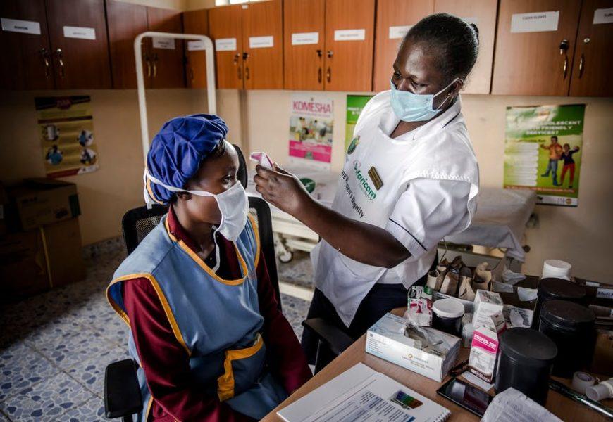Les systèmes de santé africains devraient utiliser la technologie de l'IA dans leur lutte contre le  COVID-19