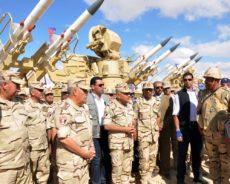 Des soldats réguliers égyptiens à Tobrouk ou la preuve que L'Égypte est impliquée militairement en Libye aux côtés des forces de Khélifa Haftar, l'homme fort de la Cyrénaïque qui veut occuper par la force l'ensemble de la Libye