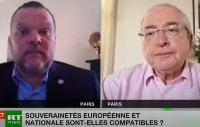 Le débat politique – Souverainetés nationale et européenne : sont-elles compatibles ?