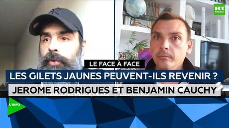 France / Le face-à-face – Les Gilets jaunes peuvent-ils revenir ? (vidéo)