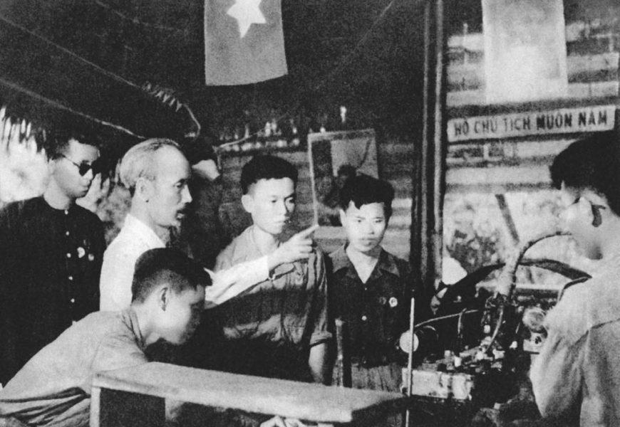 VietNam / La cause de Hô Chi Minh