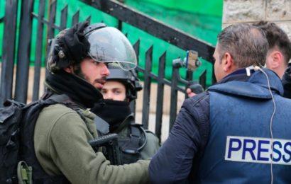 L'occupation continue ses crimes contre les médias palestiniens pour cacher la vérité