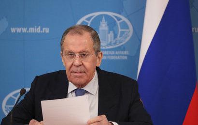 Conflit en Ukraine : les ententes conclues à Paris toujours pas appliquées, regrette Lavrov