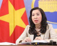 Le Vietnam demande à la Chine de ne pas complexifier davantage la situation en Mer Orientale