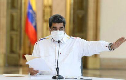 Nicolas Maduro : « Pendant que nous combattons le Covid-19, la Colombie et les États-Unis préparent une attaque contre le Venezuela »