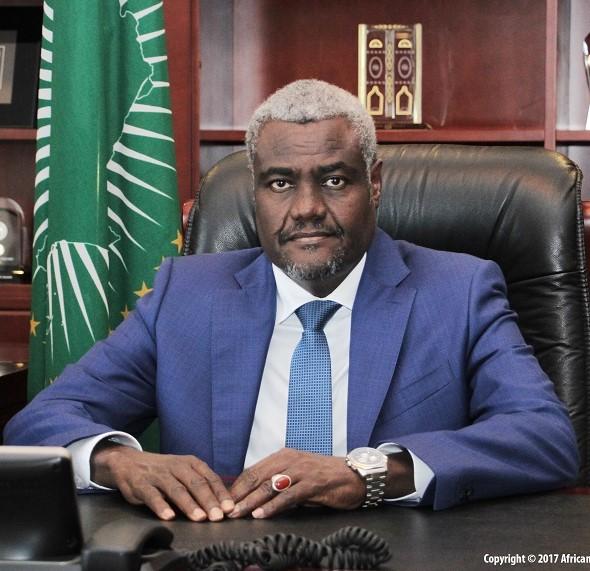 Intervention du Président de la Commission de l'Union africaine, S.E. Moussa Faki Mahamat, au Sommet virtuel du Mouvement des non alignés