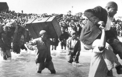 Nakba – Pourquoi les Sionistes ont expulsé les Palestiniens