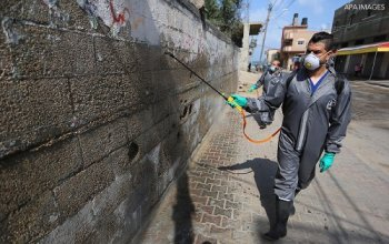 En Palestine, la lutte contre le COVID-19 se heurte à l'occupation israélienne