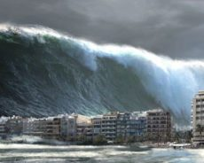 Tsunamis, une menace planétaire (documentaire)