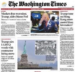 Algérie / Le Washington Times salue les réformes économiques « courageuses » du président Tebboune : «Un leader coriace et habile»