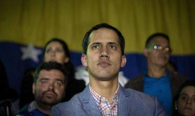 Venezuela / Mais où est donc Juan Guaido?