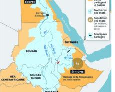 Gestion des eaux du Grand barrage de la Renaissance : La tension monte entre l'Égypte et l'Éthiopie