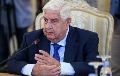 La Syrie soutient officiellement les forces du Maréchal Haftar et l'Égypte ou comment la Syrie se retrouve de facto alliée avec la France en Libye