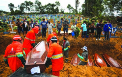 Amérique Latine : La pandémie de coronavirus gagne du terrain