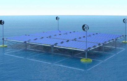 Des ingénieurs inventent une centrale électrique flottante et multifonction