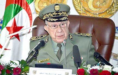 Algérie / Le général-major Chengriha : «Il faut mettre en échec les tentatives insidieuses hostiles à l'Algérie»