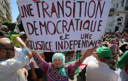 Algérie / Qui est pour la démocratie ?