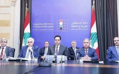 Le Liban appelle à l'aide l'UE face aux USA