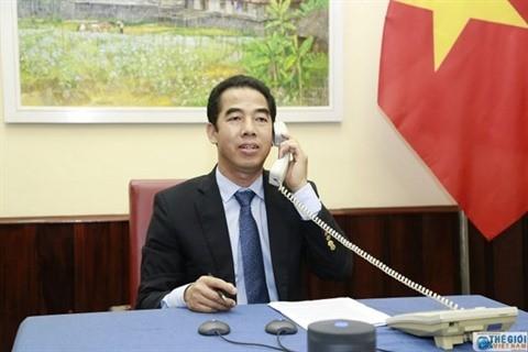 To Anh Dung, vice-ministre des affaires étrangères du Vietnam : Interview avec Channel News Asia sur Covid-19