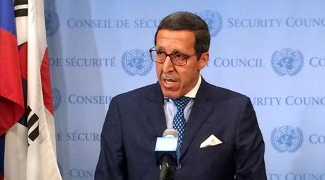 ONU : l'ambassadeur Hilale préside une réunion de haut niveau sur le Sahel Central