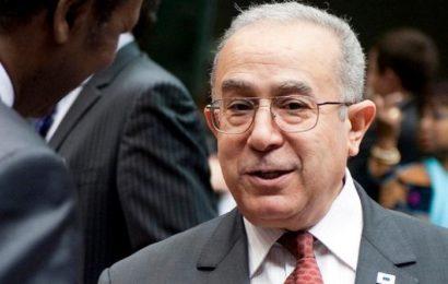 Distinction prestigieuse : Le SIPRI accueille Ramtane Lamamra au conseil d'administration