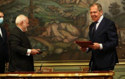 Déclaration du Ministre russe des Affaires Étrangères Sergey Lavrov suite aux entretiens avec son homologue iranien Mohammad Javad Zarif