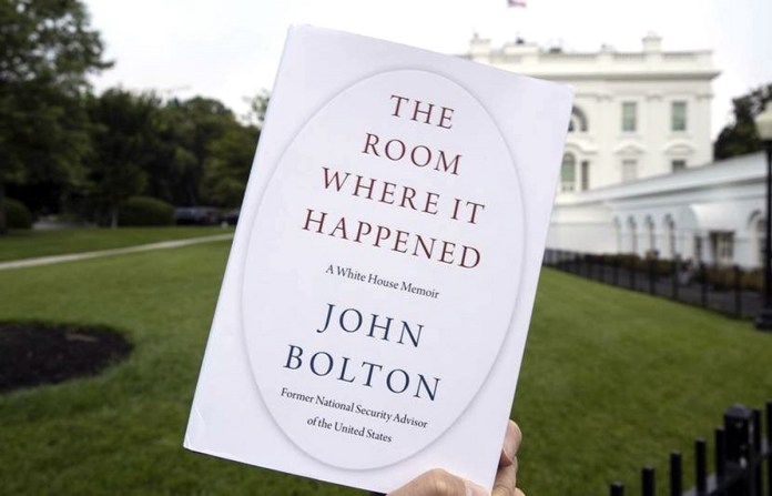 USA / Le livre de John Bolton : des révélations qui font trembler la Maison-Blanche