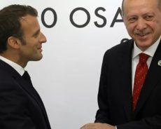 Libye / «Erdogan a humilié Macron et l'Europe», selon Tahhan