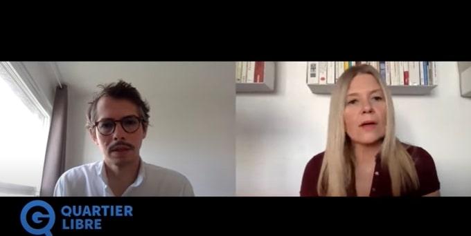 Quartier Libre : « La lutte des classes qui vient » – avec Thomas Porcher. (vidéo).
