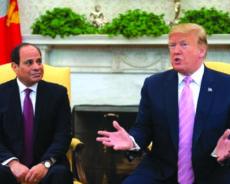 Règlement de la crise libyenne : Le président Al Sissi désavoué par Washington