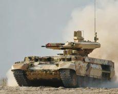 L'armée de terre algérienne aurait reçu 60 véhicules de combat russes Terminator-2