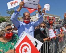 Tunisie : entre la gauche et les islamistes, Abir Moussi refait le nid de l'ancien régime