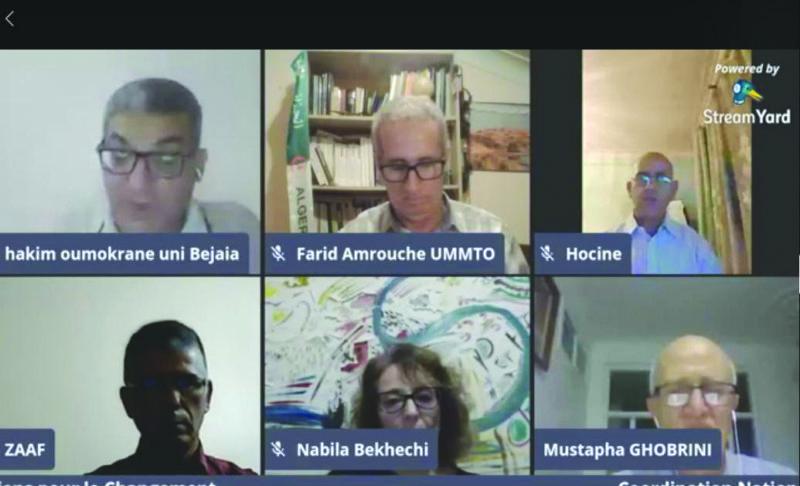 Algérie / Des universitaires relancent le débat sur le hirak