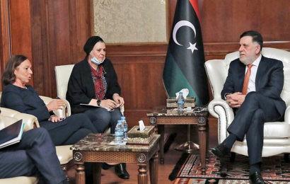 L'Égypte, les États-Unis et l'Italie supervisent les derniers développements en Libye