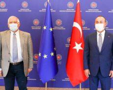 L'Union européenne aborde le cessez-le-feu libyen avec Erdogan et Sarraj