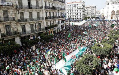 Le Hirak et l'unité populaire algérienne
