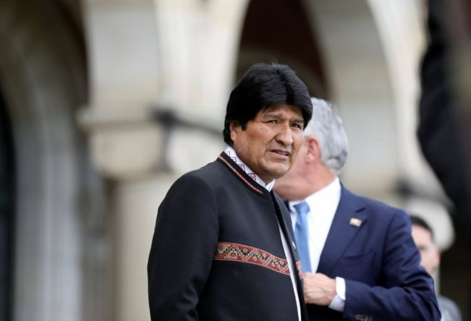 Otages des putschistes boliviens