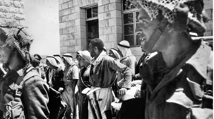 Israël-Histoire. Des documents secrets israéliens révèlent un plan pour empêcher les Arabes de garder leurs terres (en 1948)