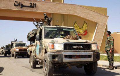 Les forces d'Haftar en « état d'alerte » pour les premiers incidents à Syrte