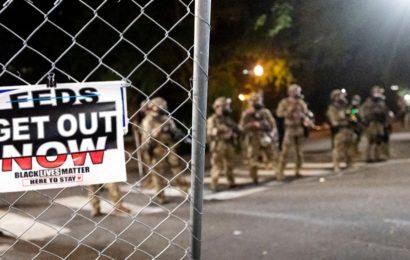 Avec la police secrète, Trump pratique le fascisme dans les rues des villes américaines